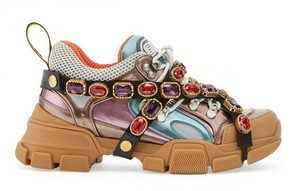 кроссовки Gucci Flashtrek #0498