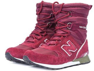 кроссовки New Balance (с мехом) #0497