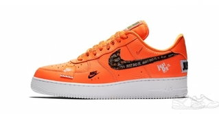 кроссовки Nike Air Force 1 Just Do It #0117