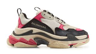 кроссовки Balenciaga Triple S #0034