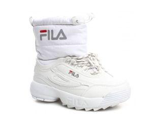 кроссовки Fia Disruptor Hign Winter (с мехом) #0042
