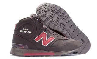 кроссовки New Balance 1300 (с мехом) #0416