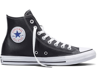 кроссовки Converse All Star Leather #0391