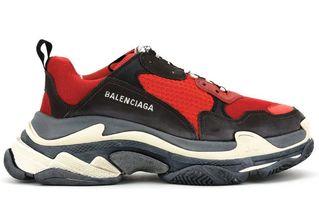 кроссовки Balenciaga Triple S #0524