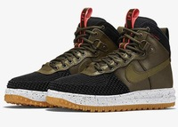 Nike Lunar Force 1 Duckboot'16 (с мехом) #0023