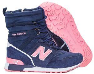 кроссовки New Balance (с мехом) #0492