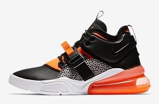 кроссовки Nike Air Force 270 #0353