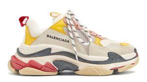 кроссовки Balenciaga Triple S #0323