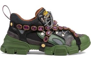 кроссовки Gucci Flashtrek #0506