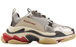 кроссовки Balenciaga Triple S #0017
