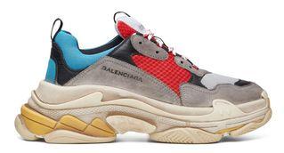 кроссовки Balenciaga Triple S #0527