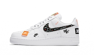 кроссовки Nike Air Force 1 Just Do It #0114