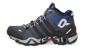 кроссовки Adidas Terrex (с мехом) #0532