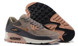 кроссовки Nike Air Max 90 LTHR #0752