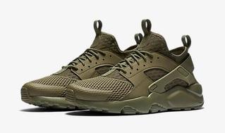 кроссовки Nike Huarache Ultra #0672