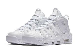 кроссовки Nike Air More Uptempo 96 #0699