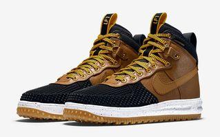 кроссовки Nike Lunar Force 1 Duckboot'16 #0705