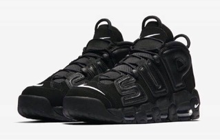 кроссовки Nike Air More Uptempo x Supreme #0033
