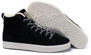кроссовки Adidas Ransom (с мехом) #0570