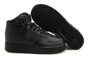 кроссовки Nike Air Force 1 (с мехом) #0132