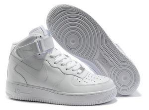 кроссовки Nike Air Force 1 (с мехом) #0133