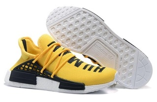кроссовки Adidas Human Race #0728