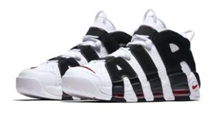 кроссовки Nike Air More Uptempo 96 #0620