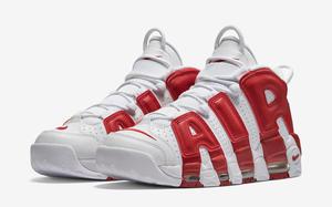 кроссовки Nike Air More Uptempo 96 #0140