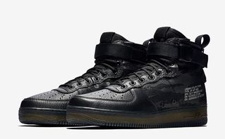 кроссовки Nike SF Air Force 1 Mid #0016