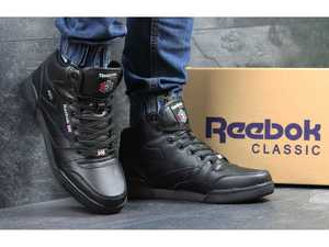 кроссовки Reebok Classic (с мехом) #0177