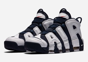 кроссовки Nike Air More Uptempo 96 #0071