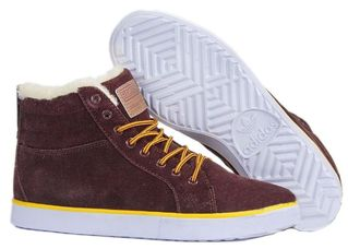 кроссовки Adidas Ransom (с мехом) #0108