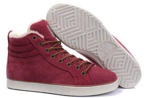 кроссовки Adidas Ransom (с мехом) #0654
