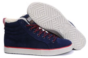 кроссовки Adidas Ransom (с мехом) #0569