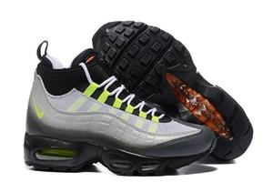 кроссовки Nike Air Max 95 Sneakerboot #0642