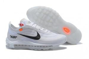 кроссовки  Nike Air Max 97 x Off-White #0515