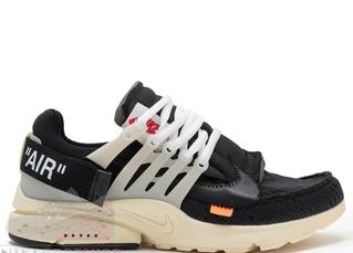 кроссовки  Nike Air Presto x Off-White #0232