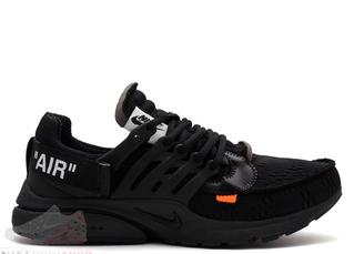 кроссовки  Nike Air Presto x Off-White #0290