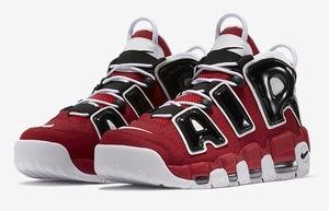 кроссовки Nike Air More Uptempo 96 #0180