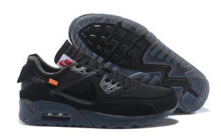 кроссовки  Nike Air Max 90 x Off-White #0508