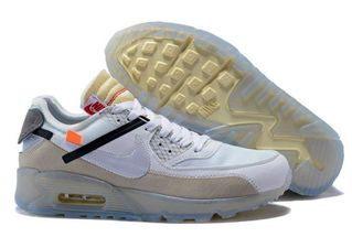 кроссовки  Nike Air Max 90 x Off-White #0109