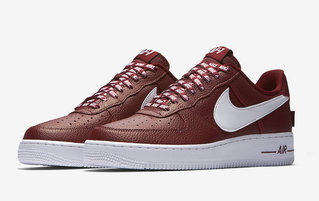кроссовки Nike Air Force 1 NBA #0056
