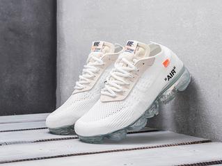 кроссовки  Nike Air Vapormax x Off-White #0279