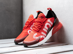 кроссовки Nike Air Max 270 x Supreme #0750