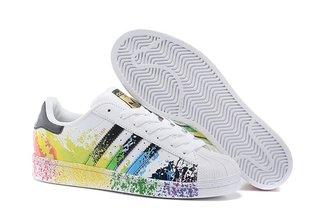кроссовки Adidas Superstar #0227