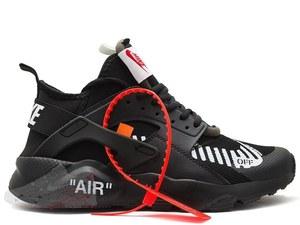 кроссовки  Nike Huarache x Off-White #0605