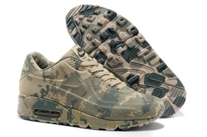 кроссовки Nike Air Max 90 VT Camo #0014